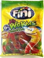Jelly Worms Vers de Terre - Product - fr