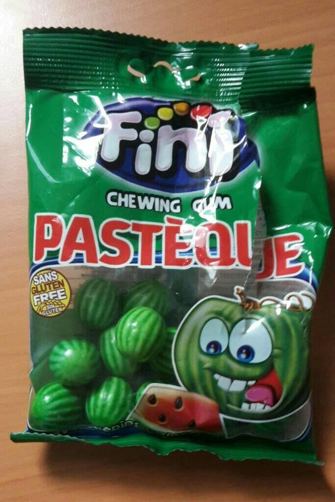 Fini Watermelon Bubble Gum - Produit