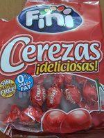Bonbons cerise - Produkt - fr