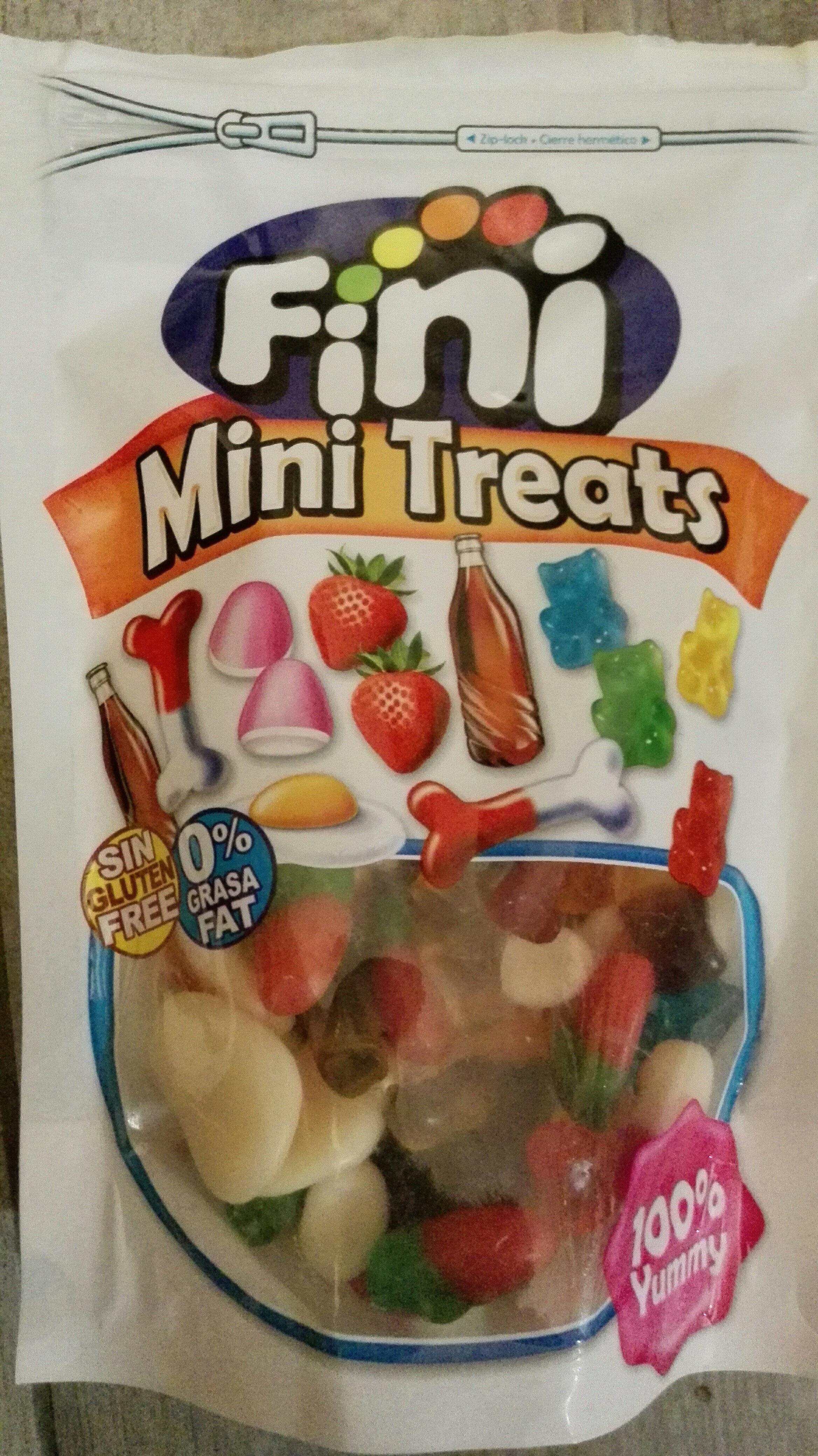 Fini Sweets Jelly Mini Treats - Produit