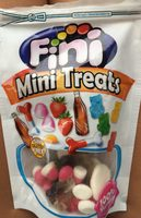 Fini Sweets Jelly Mini Treats - Ingredients