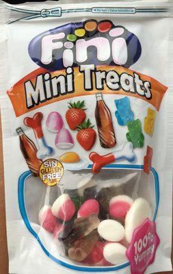 Fini Sweets Jelly Mini Treats - Nutrition facts