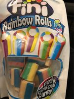 Rainbow rolls - Produit