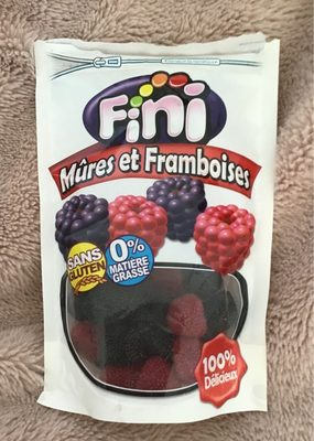 Fini Jelly Berries - Product