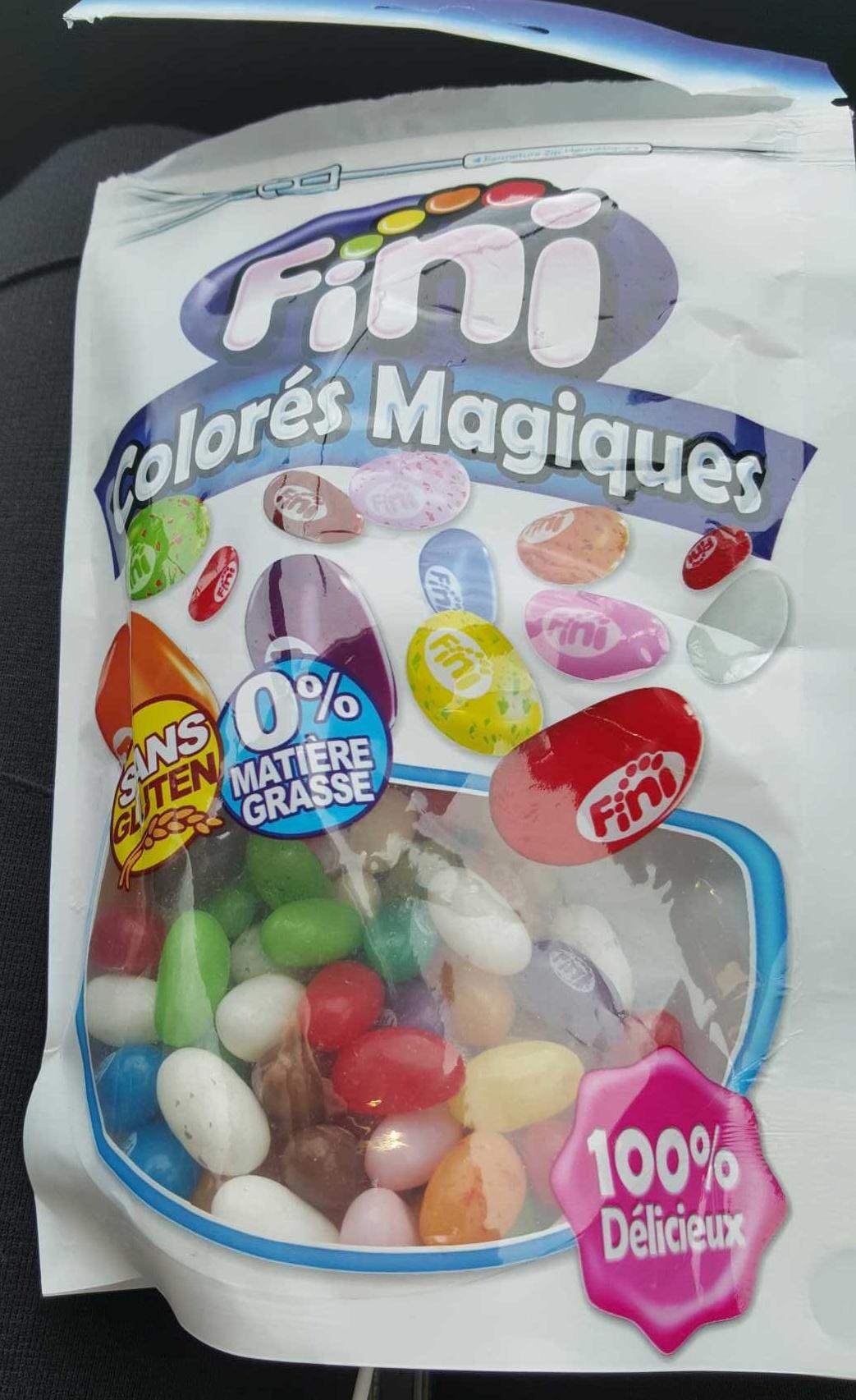 Colorés magiques - Product