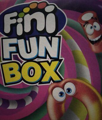 Fini fun box - Valori nutrizionali - es