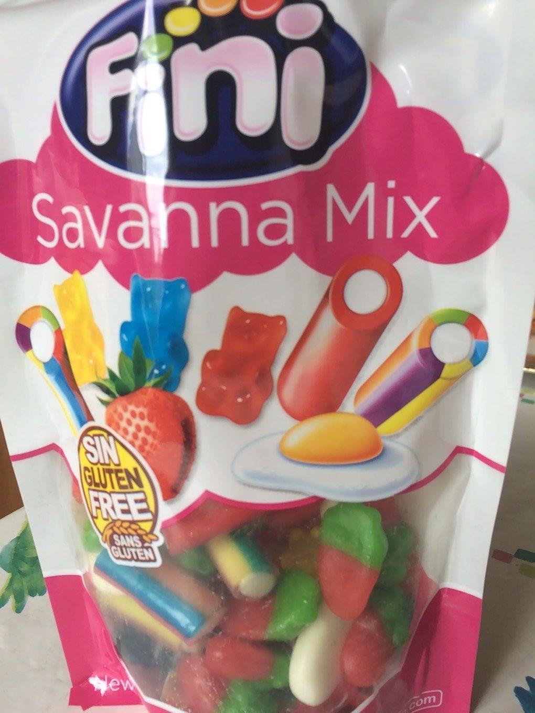 Bonbon savana mix - Fi...