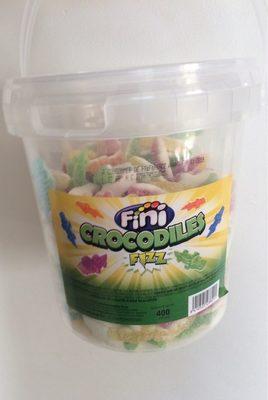 Bonbons crocodiles fizz - Produit - fr