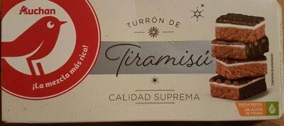 Turron de tiramisu - Product - es