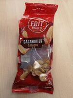 Cacahuetes salados - Producto - es
