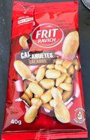 Cacahuetes salados - Producte - fr