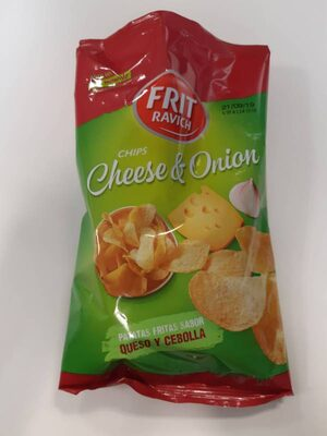 Chips Cheese and onion - 1
