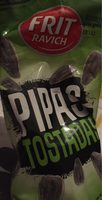 Pipas Tostadas Frit Ravich - Product