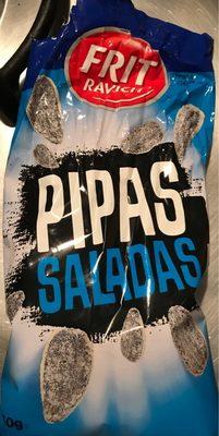 Pipas Saladas - Producte