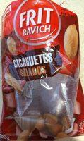 Cacahuets Salados 100G Frit Ravich - Producto - fr