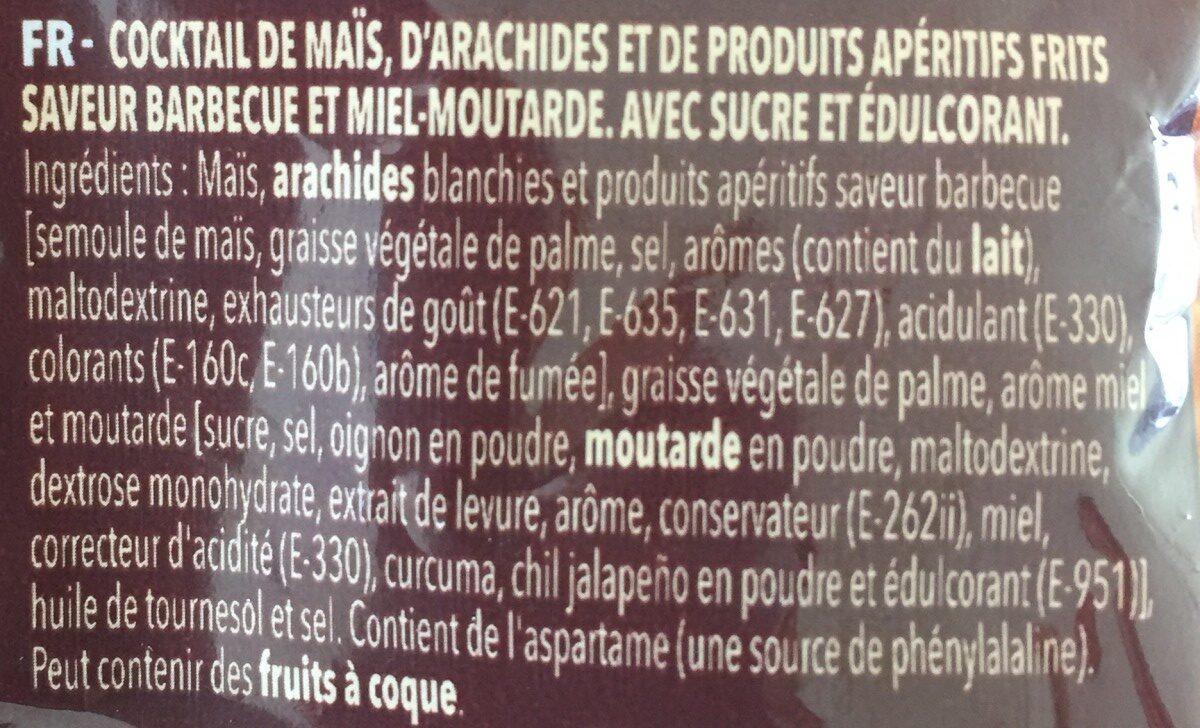 Cocteleo - Ingredientes