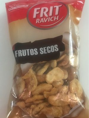 Faves Frit Ravich - Producto