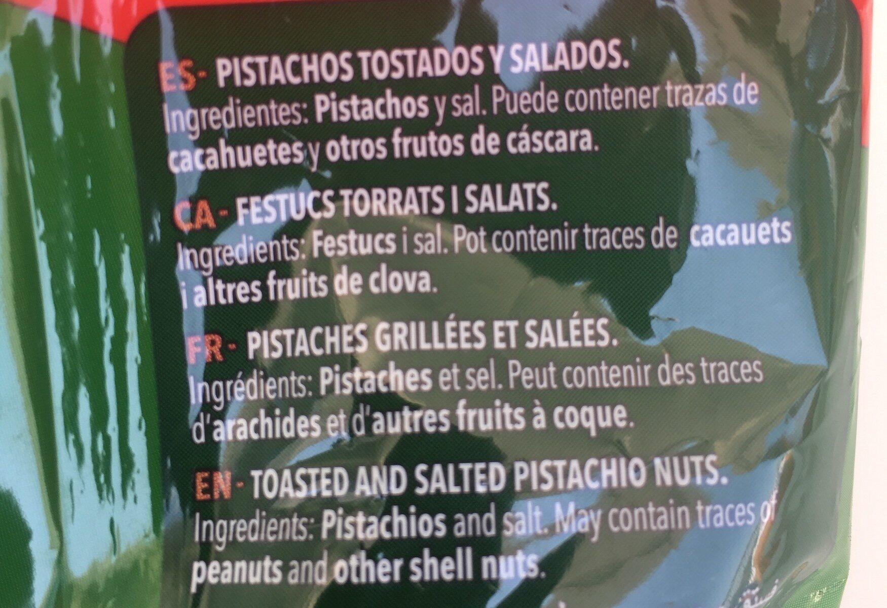 Pistachos Torrats Frit Ravich - Producto - fr