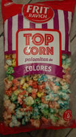 Top Corn Palomitas de Colores - Produit