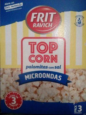 Top corn - Producto