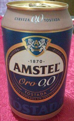 1870 Amstel Oro 0 0 Tostada 33 Cl