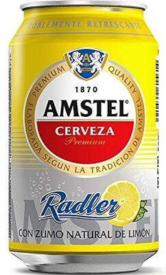 Amstel Radler - Producto