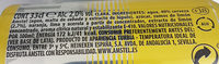 Amstel Radler - Informació nutricional