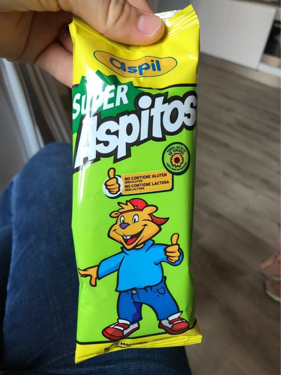Super aspitos - Product