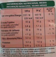 Patatas guarnición - Información nutricional - es