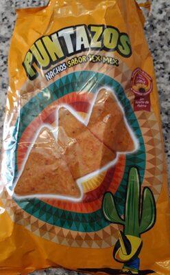 Puntazos nachos sabor tex mex - Producte - es