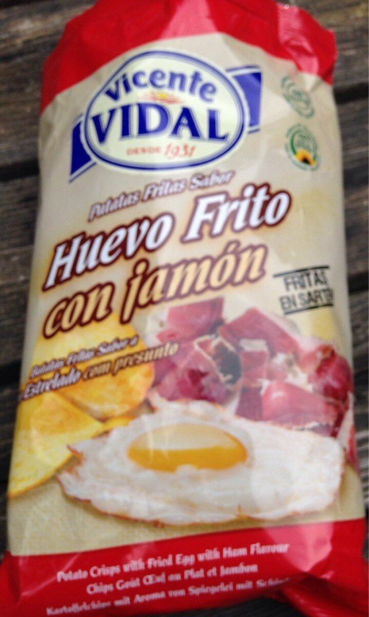 Huevo Frito con jamón - Producte