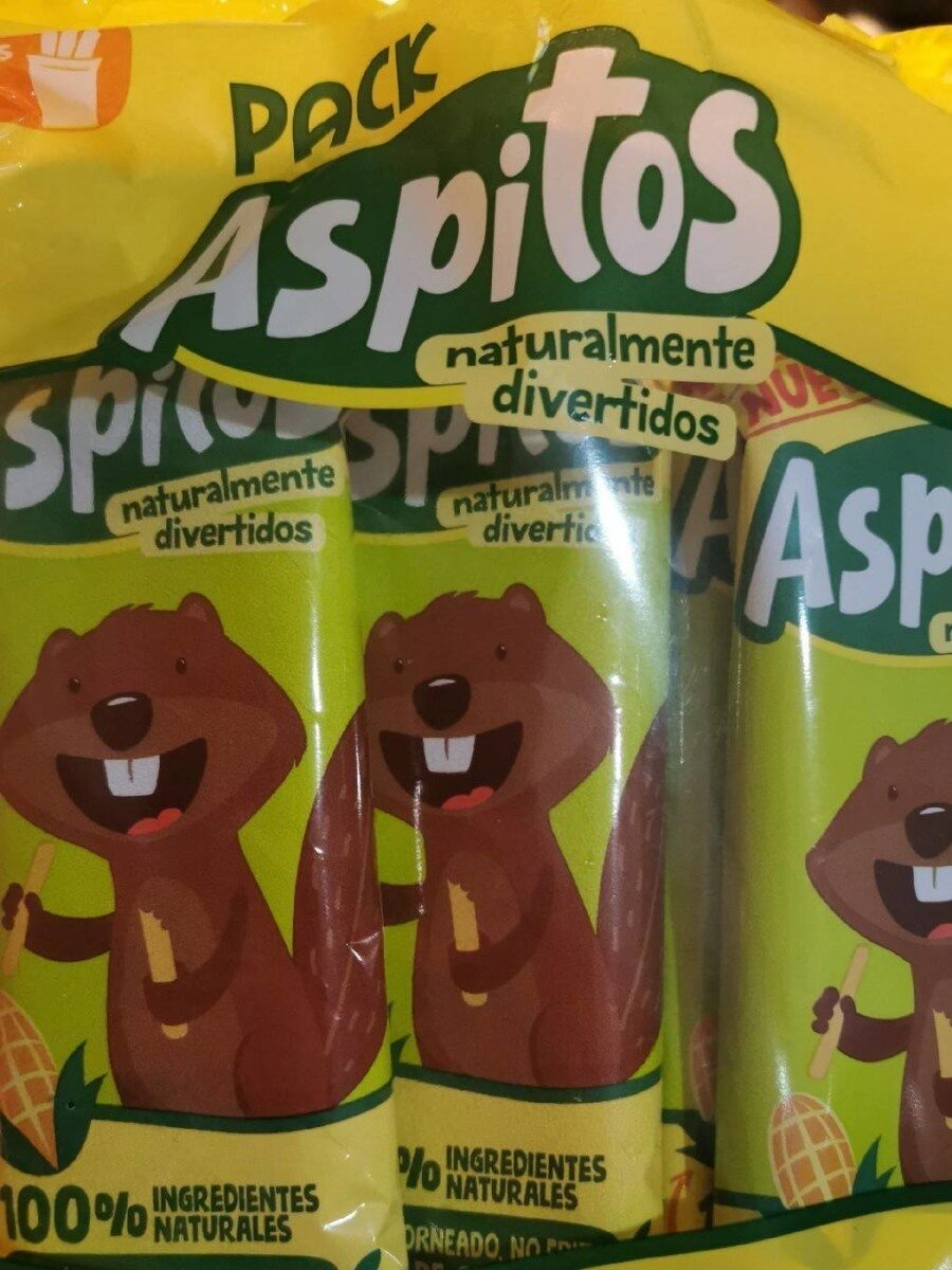 Pack aspitos - Product