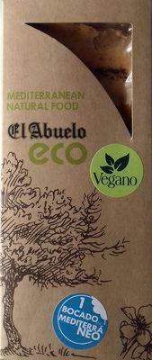 Turrón a la piedra Eco - Producto - es