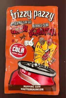 Popping Gum goût Cola - Produit - fr