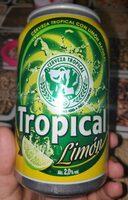 Cerveza Tropical con limón - Producte