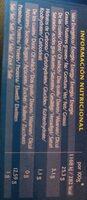 Calamars a l'encre - Valori nutrizionali - fr