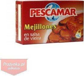 Mejillones en salsa de vieira - Product - fr