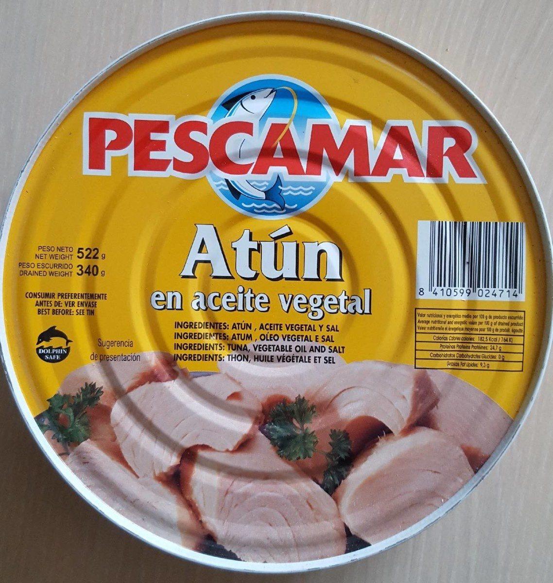 Atún - Produit