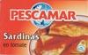 Sardine à la tomate - Produit