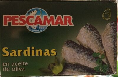 Sardinas en aceite de oliva - Product - es