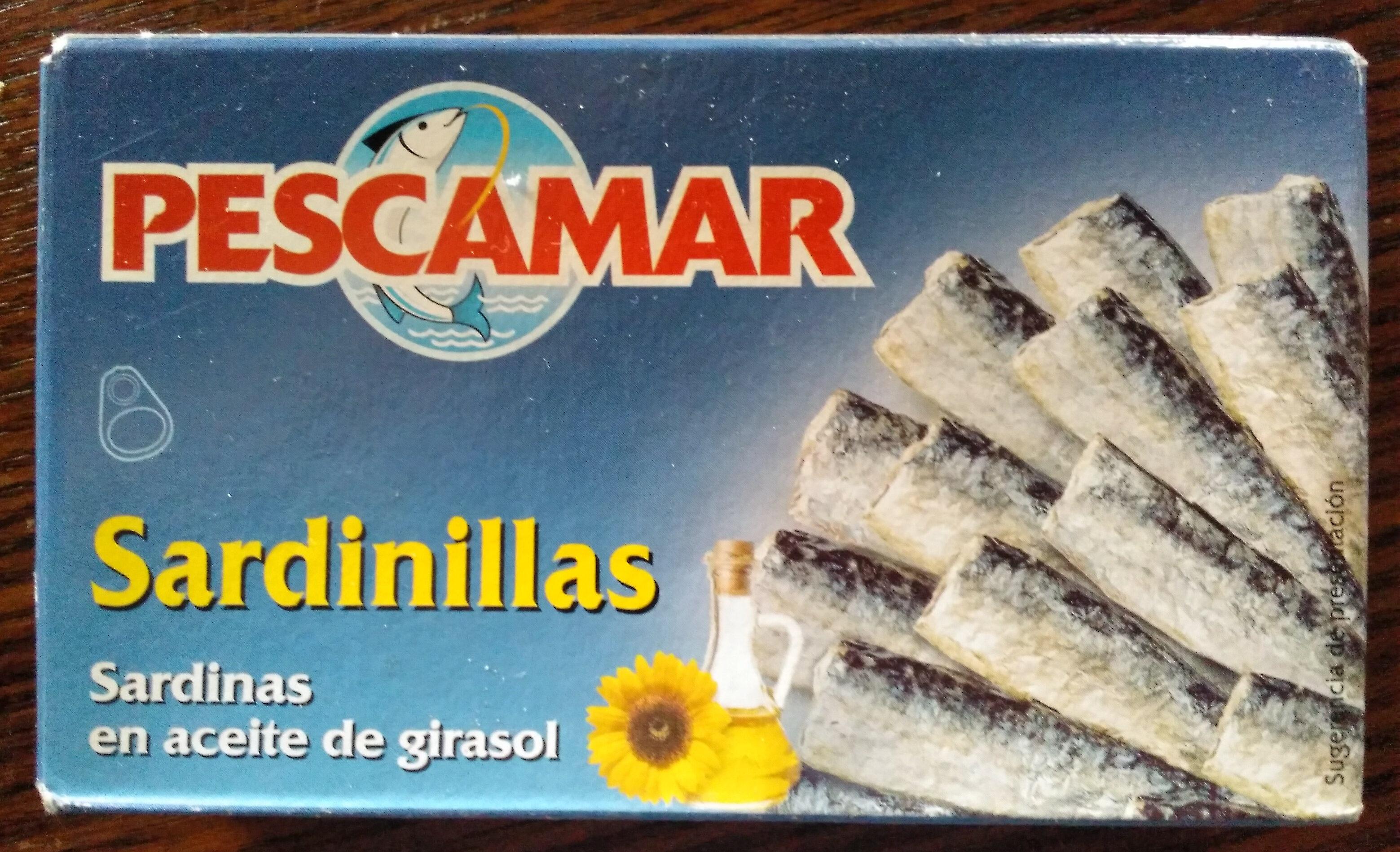 Sardinillas - Producte - fr