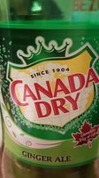 Canada dry - Product