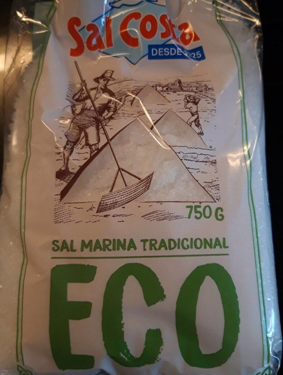 Sal Marina tradicional - Product - es