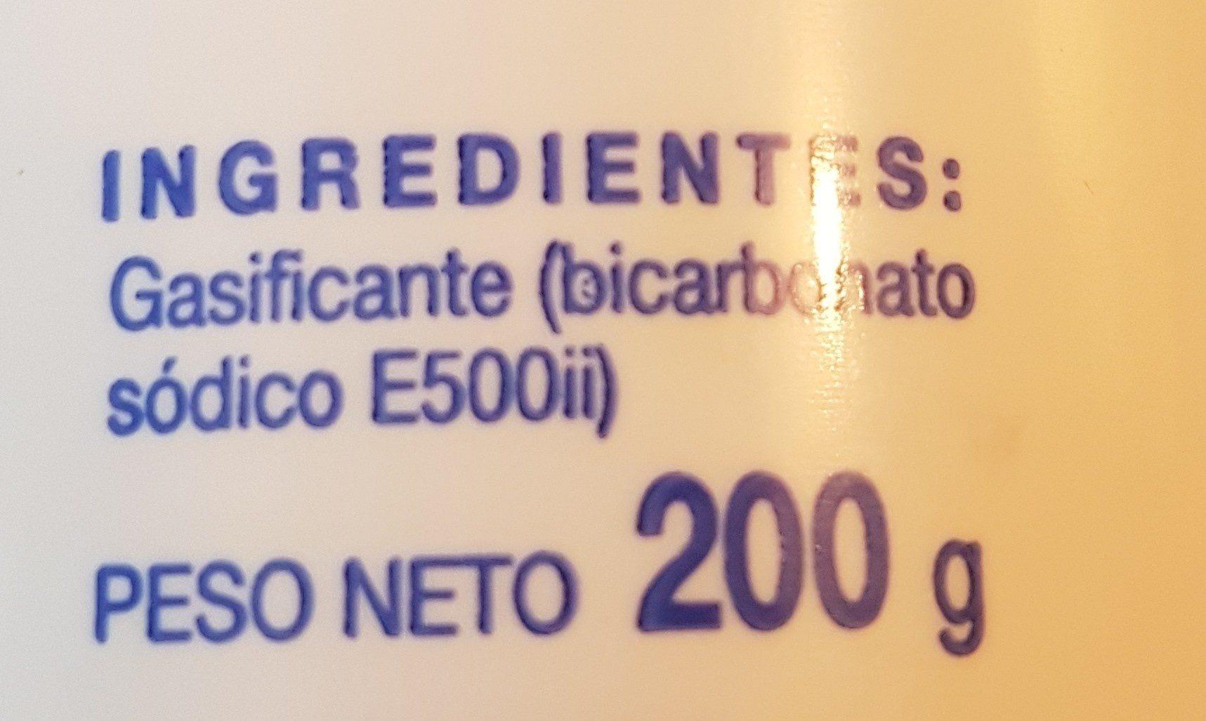 BICARBONAT SAL COSTA - Ingrédients - fr