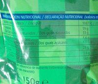 Cubiquesos finas hierbas - Informations nutritionnelles - es