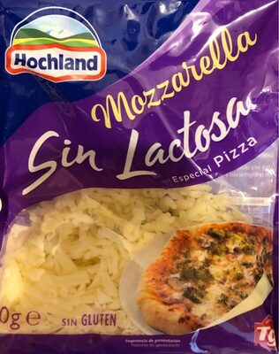 Mozzarella sin lactosa - Produit - es