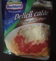 Queso Rallado especial Pasta Hochland - Produit - fr