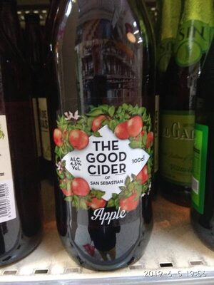 The Good Cider - Product - es