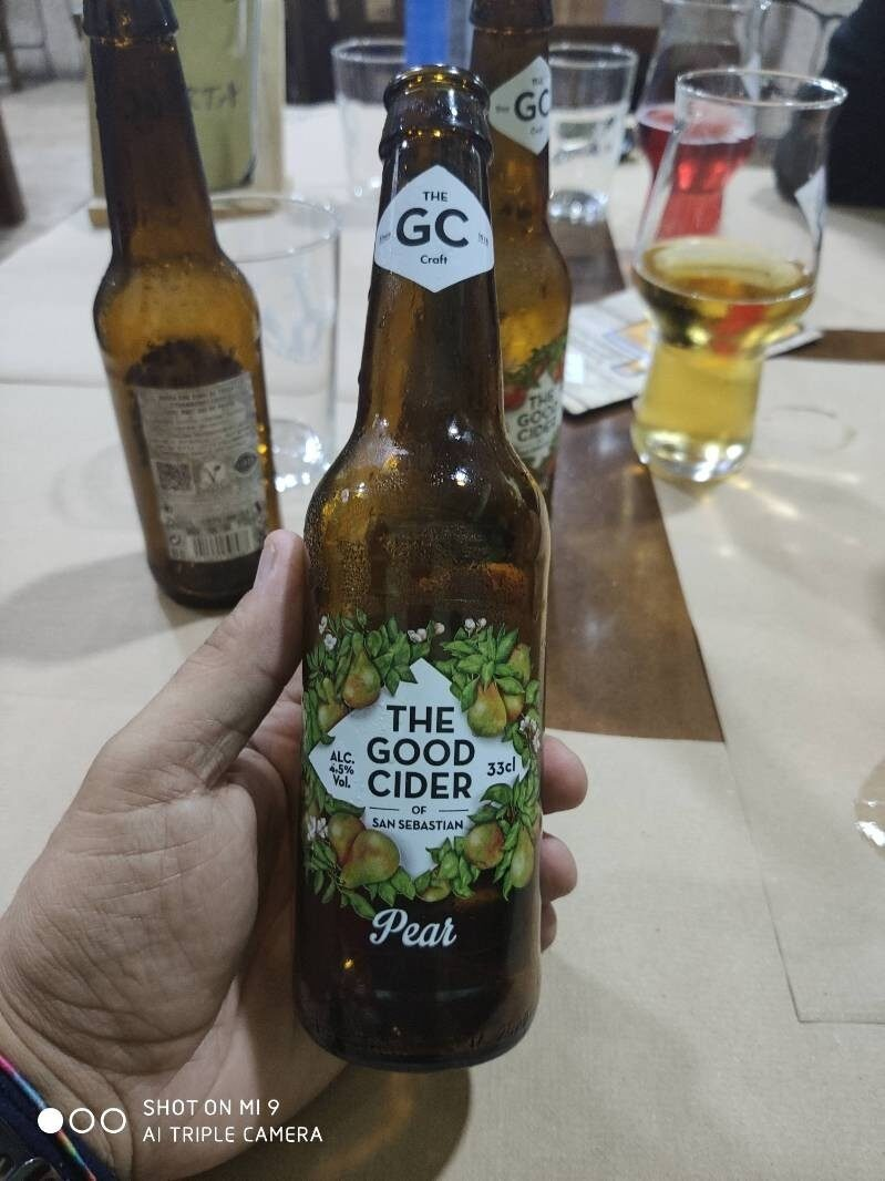 The Good Cider Pear - Product