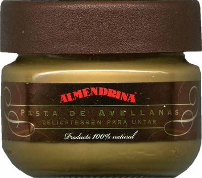 Pasta de avellanas - Producto - es